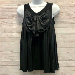 See by Chloe Pleated Bow Blouse